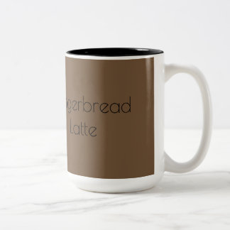 Gingerbread Latte Recipe Mug