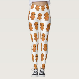 GINGERBREAD LEGGINGS