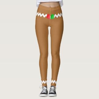 Gingerbread Leggings