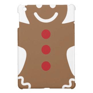 Gingerbread Man Case For The iPad Mini