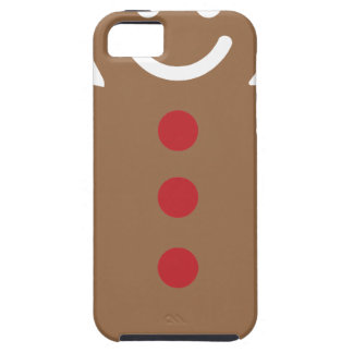 Gingerbread Man Case For The iPhone 5