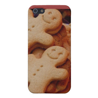 Gingerbread man case iPhone 5/5S cases
