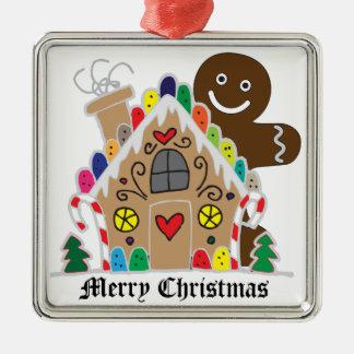 GingerBread Man/House Ornament
