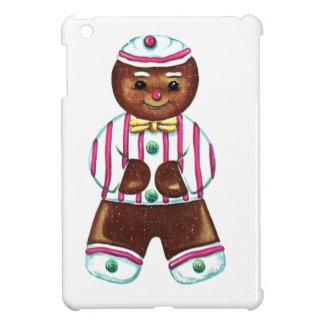 Gingerbread Man iPad Mini Cases