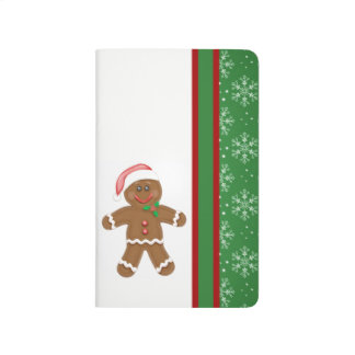 Gingerbread Man Journal