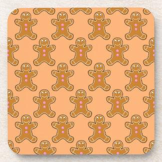 Gingerbread Men Coaster