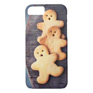 Gingerbread Men Cookies Christmas Decoration iPhone 8/7 Case