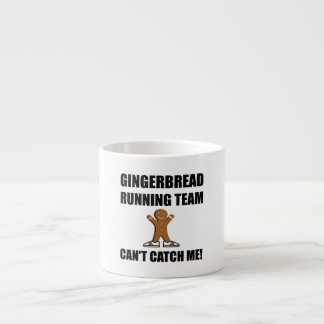 Gingerbread Running Team