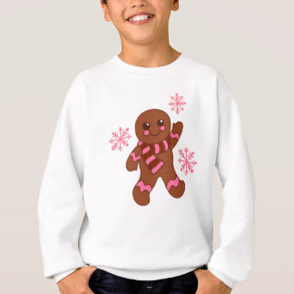 Gingerbread Snowflake T-Shirt
