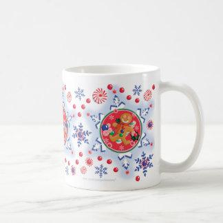 GINGERBREAD & SNOWFLAKES Mug