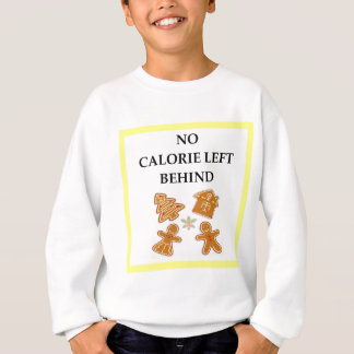 gingerbread sweatshirt