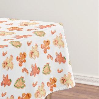 Gingerbread Tablecloth