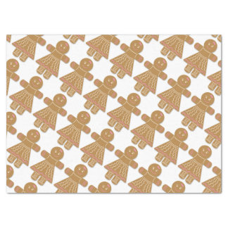 Gingerbreads Tissue Paper