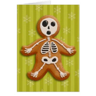 Gingerdead Man (acid) Card