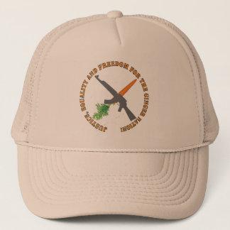 ¡Gingerista! Trucker Hat