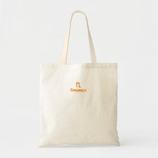 Gingerly Tote Bag
