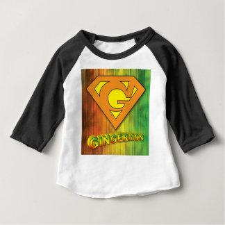 Gingermon Baby T-Shirt