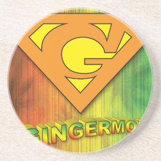 Gingermon Coaster