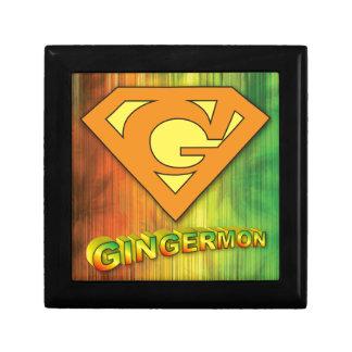 Gingermon Gift Box