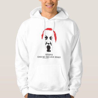 Gingers Do Too have souls Hoodie