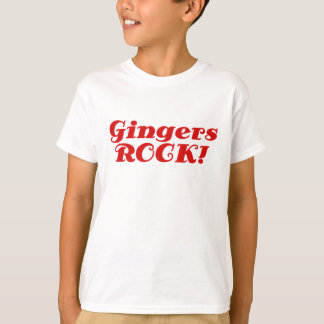 Gingers Rock T-Shirt