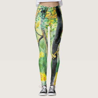GINGKO BILOBA LEGGINGS