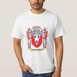 Gingrich Coat of Arms - Family Crest T-Shirt