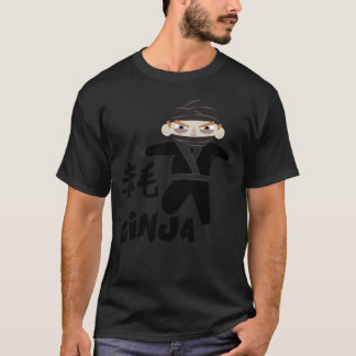 Ginja- The Ginger Ninja T-Shirt