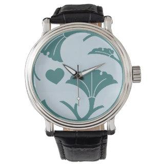 Ginkgo Crest Watch