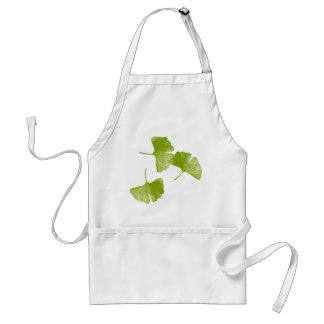 Ginkgo Leaves Aprons