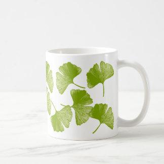 Ginkgo Leaves Coffee Mug