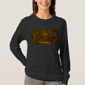 Ginkgo Leaves, I Love Ginkgos T-Shirt