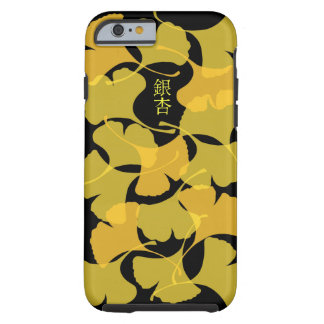 Ginkgo leaves iPhone 6 case Tough