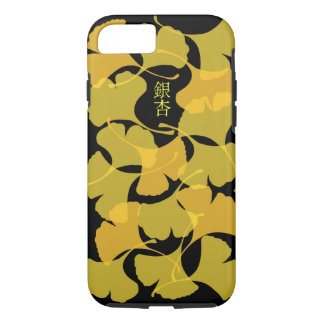 Ginkgo leaves iPhone 7 case Tough