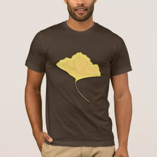 Ginko Fall Leaf T-Shirt