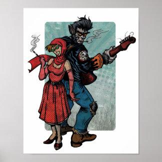 Ginny & Clutch Poster