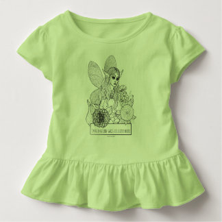 GINNY PEARL FOR BABY Imagination Fairy Toddler T-shirt