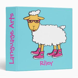Ginny the sheep collie binder