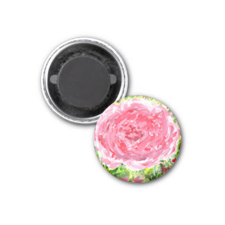 Ginormous rose magnet