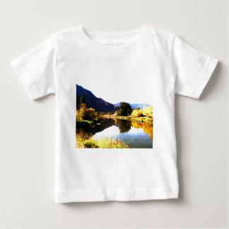 Gintys Pond Cawston BC Baby T-Shirt