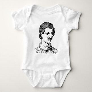 Giordano Bruno Baby Bodysuit