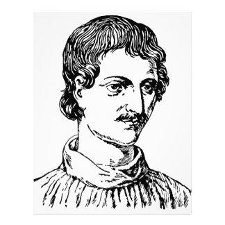 Giordano Bruno Letterhead