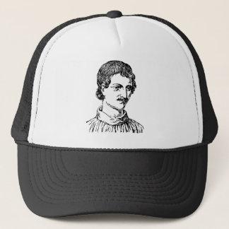 Giordano Bruno Trucker Hat