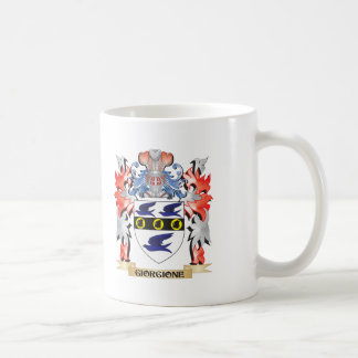 Giorgione Coat of Arms - Family Crest Coffee Mug