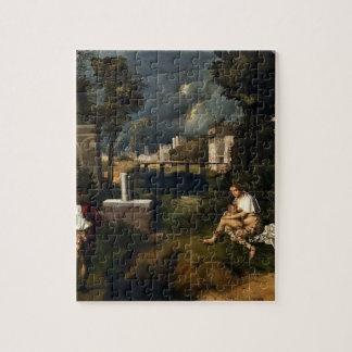 Giorgione- The Tempest Jigsaw Puzzle