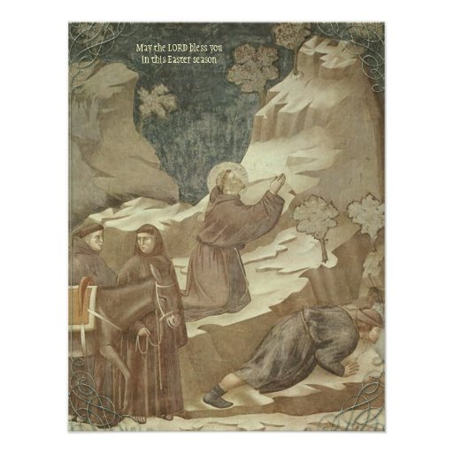 Giotto's St. Francis Easter Cards