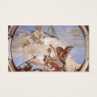 Giovanni Battista Tiepolo: Bellerophon on Pegasus Business Card