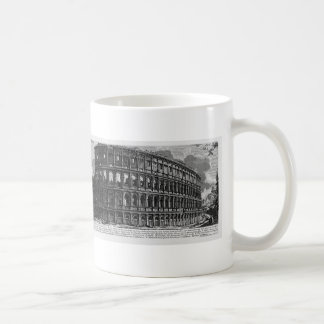 Giovanni Piranesi- View of Flavian Amphitheatre Coffee Mug