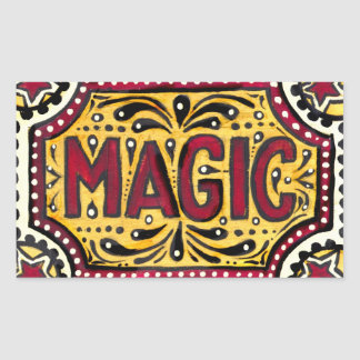 Gipsy Magic Sticker