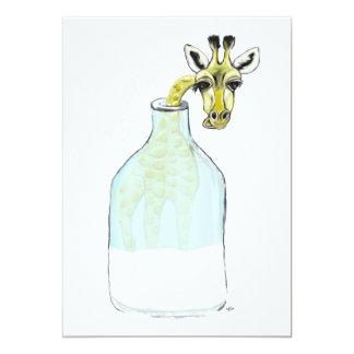 Giraf Milk Card